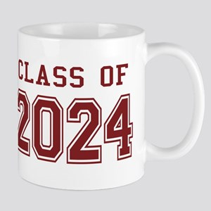 Class of 2024 (Red) Mug