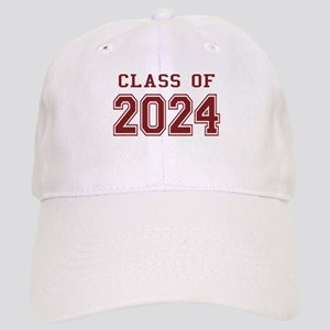 Class of 2024 (Red) Cap