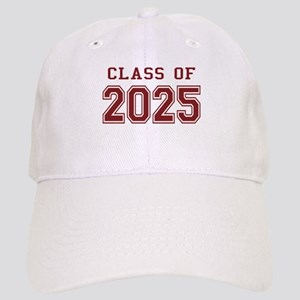 Class of 2025 (Red) Cap