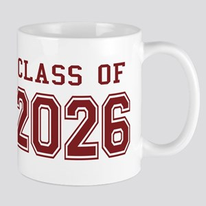 Class of 2026 (Red) Mug