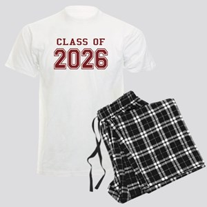 Class of 2026 (Red) Men's Light Pajamas