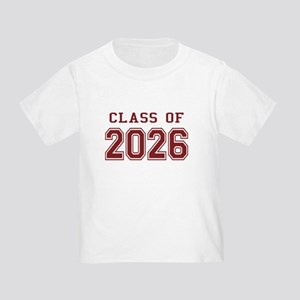 Class of 2026 (Red) Toddler T-Shirt
