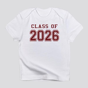 Class of 2026 (Red) Infant T-Shirt