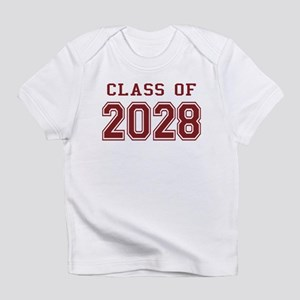 Class of 2028 (Red) Infant T-Shirt