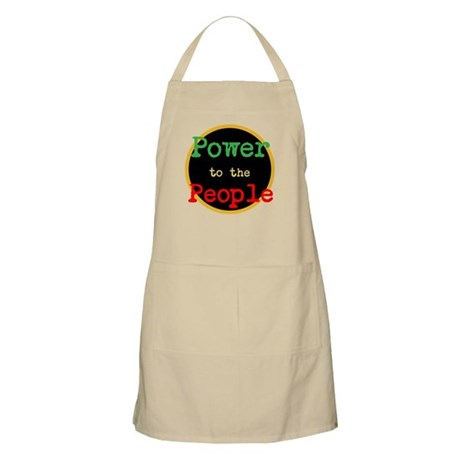 Power to the People Apron