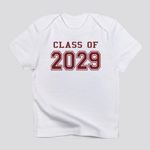 Class of 2029 (Red) Infant T-Shirt