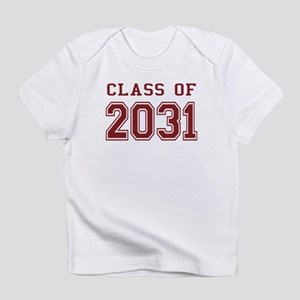 Class of 2031 (Red) Infant T-Shirt