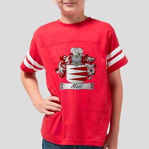 Mesi Family Youth Football Shirt