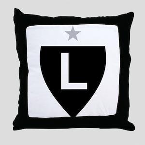 Legia Warszawa Throw Pillow