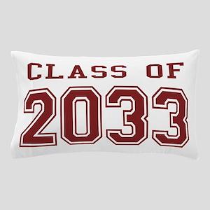 Class of 2033 Pillow Case