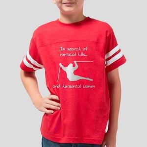 In seach dk1 Youth Football Shirt