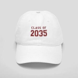 Class of 2035 (Red) Cap