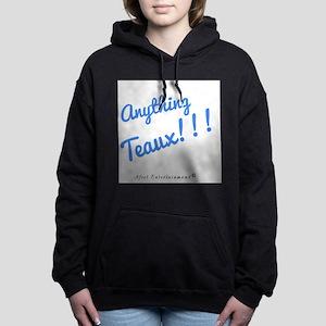 Anything Teaux bblu Logo_1501518773231 Sweatshirt