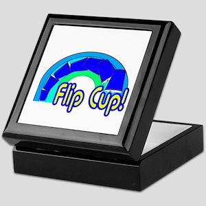 Flip Cup! Keepsake Box
