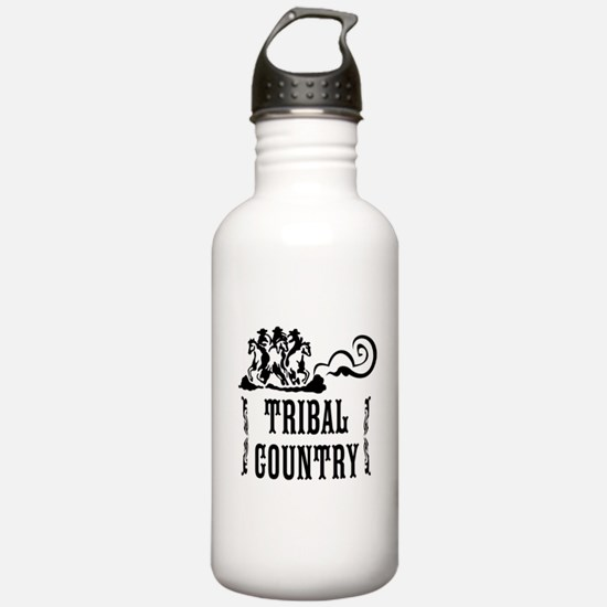 Tribal Country Water Bottle
