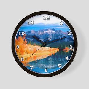 Lake Talbot Wall Clock