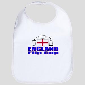 England Flip Cup Bib
