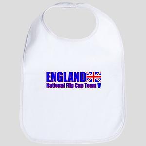England National Flip Cup Tea Bib