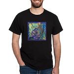 Pointillist Mayahuel Dark T-Shirt