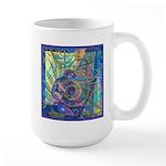 Pointillist Mayahuel Large Mug