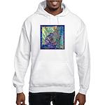 Pointillist Mayahuel Hooded Sweatshirt