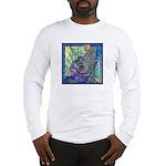 Pointillist Mayahuel Long Sleeve T-Shirt