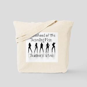 Sisterhood Trucker's Wives Tote Bag