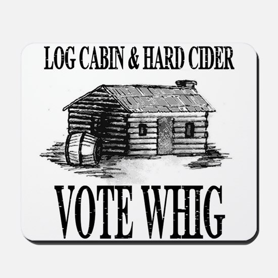 Vote Whig Mousepad