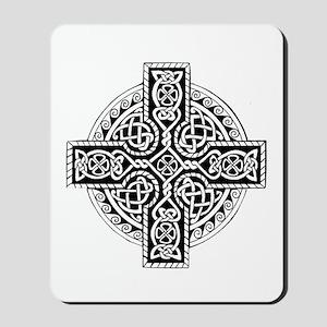 Celtic Cross 19 Mousepad