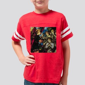 Revelations Window square Youth Football Shirt