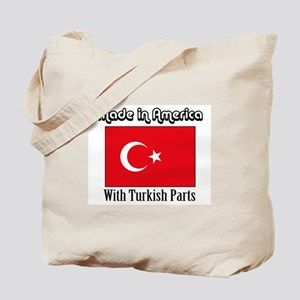 Turkish Parts Tote Bag
