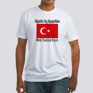 Turkish Parts Fitted T-Shirt