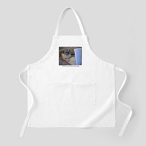 Online Pug BBQ Apron
