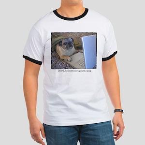 Online Pug Ringer T