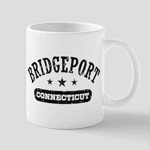 Bridgeport Connecticut 11 oz Ceramic Mug