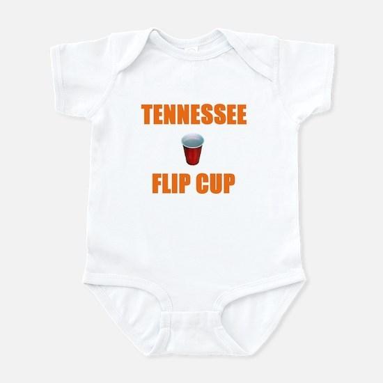 Tennessee Flip Cup Infant Bodysuit