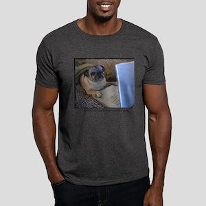 Online Pug Dark T-Shirt