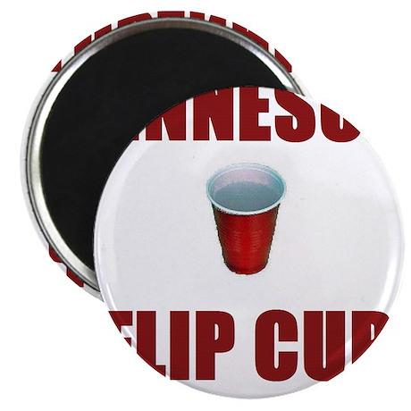 "Minnesota Flip Cup 2.25"" Magnet (100 pack)"