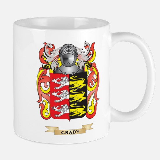 Grady Coat of Arms (Family Crest) Mug