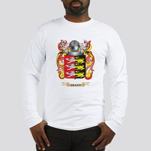 Grady Coat of Arms (Family Crest) Long Sleeve T-Sh