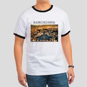Barcelona Evening T-Shirt