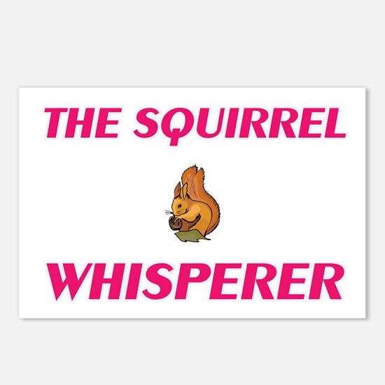 The Squirrel Whisperer Postcards (Package of 8)