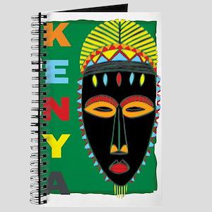 Kenya Mask Journal