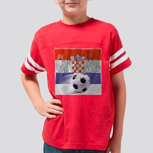 WM-02-HR-001-WH Youth Football Shirt