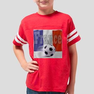 WM-02-FR-001-WH Youth Football Shirt