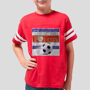 WM-02-CR-001-WH Youth Football Shirt