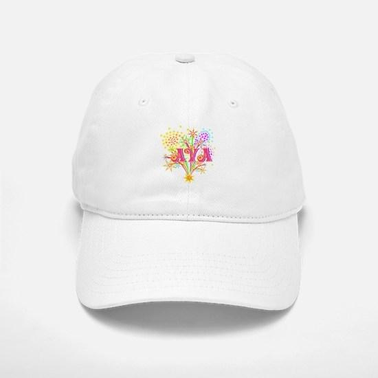 Sparkle Celebration Ava Baseball Baseball Cap