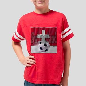 WM-02-CH-001-WH Youth Football Shirt