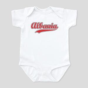 Retro Albania Infant Bodysuit
