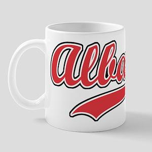 Retro Albania Mug